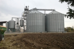 More than 1100 clients reduce the grain storage risk by using the solutions for grain temperature control and grain aeration control of ITG.