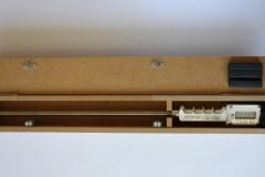 Преносима термо сонда за силози за съхранение на зърно от Инфотех Груп