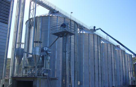 Наши клиенты - это 1100+ зерновых силосов и складов по всему миру | ITG